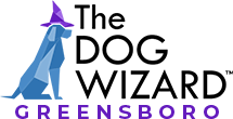 Greensboro Dog Wizard Logo